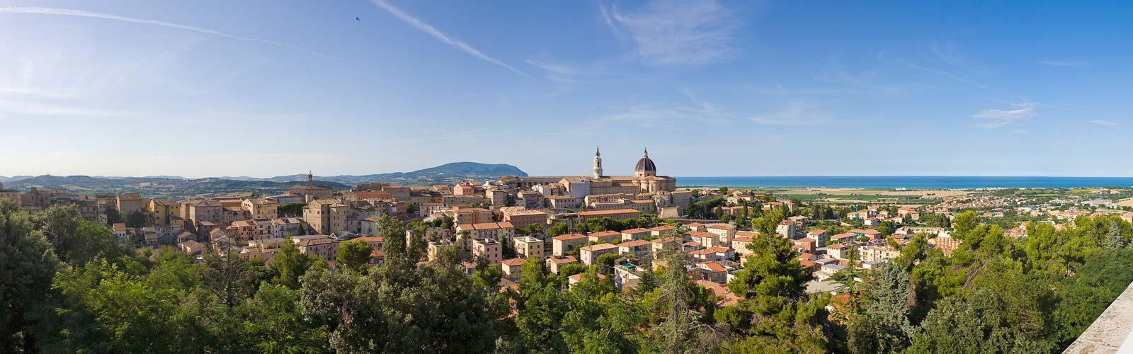Panoramica Loreto affitti